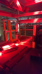 JD Sorter Scanner Infrared