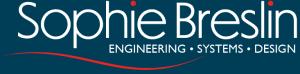 sophie breslin blue logo