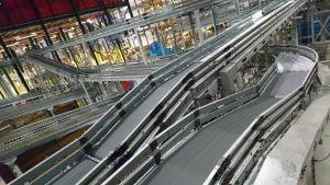 Automation conveyor belts