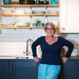Sophie In kitchen